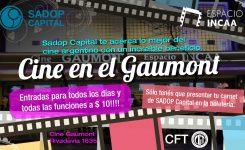 Cine en el Gaumont