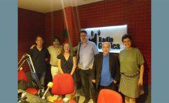Entrevista a lxs delegadxs de la universidad Kennedy en Radio Gráfica