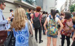 SADOP Capital repudia los despidos sin causa en las escuelas de Gestión Privada.