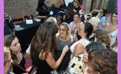 Encuentro de mujeres sindicalistas con la Ministra Elizabeth Gómez Alcorta