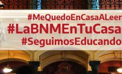 Biblioteca Digital #LaBNMEnTuCasa
