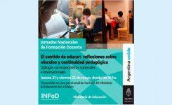 Jornadas Nacionales de capacitación docente