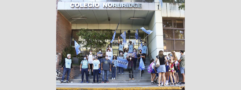 En este momento estás viendo Colegio Norbridge, abanderado en irregularidades