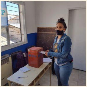 Lee más sobre el artículo Elección de delegada gremial en el Instituto Caacupé